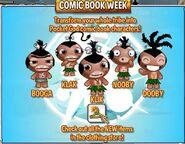 Comic book week
