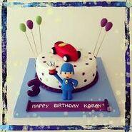 Images pocoyo cake
