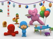 393081 pocoyo party