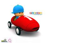 Pocoyo2 ride