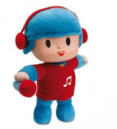 Pocoyo Musical Toy large microphone
