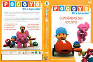 Pocoyo games dvd