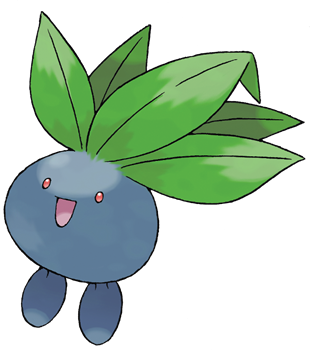 File:043 Oddish Art.png