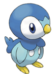 393 Piplup Art