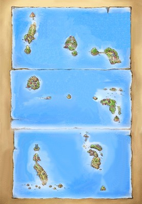Sevii Islands FRLG Art