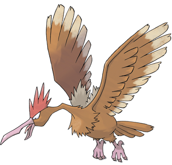 File:022 Fearow Art.png