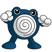 Poliwhirl Quaputzi Artwork by DarkEmu