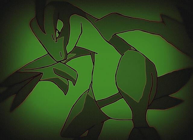 File:Grovyle s Leaf Blade Part 2 by QUAKER132.jpg