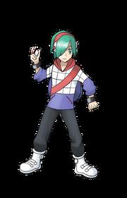 Pokemon Merrick Elite Four