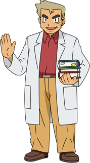 File:Professor Oak BW.png