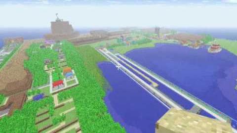 Minecraft- Pokémon Kanto Region