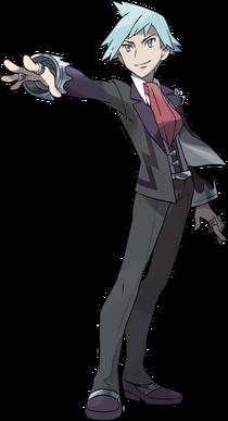Omega Ruby Alpha Sapphire Steven