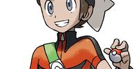 Pokémon Trainer Brendan