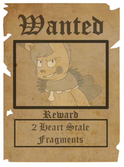 Wanted Poster 19-5