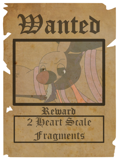 Wanted poster 13-2