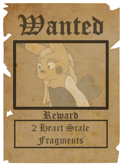 Wanted Poster 19-4