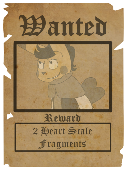 Wanted Poster 19-3