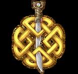 Bran Badge