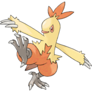 Pokemon Combusken