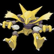 Pokemon Alakazam
