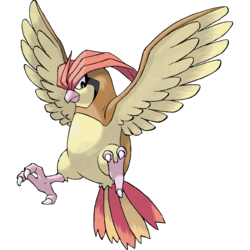 Pokemon Pidgeotto