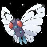 Pokemon Butterfree