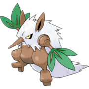 Pokemon Shiftry