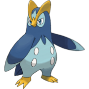 Pokemon Prinplup
