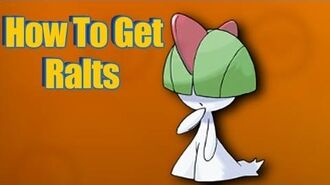 Pokemon Planet - How To Get Ralts!