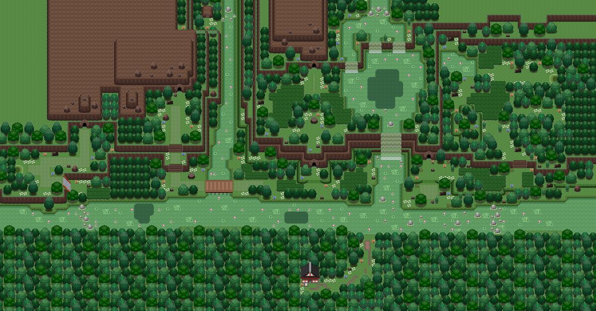 Image result for pokemon uranium route 10