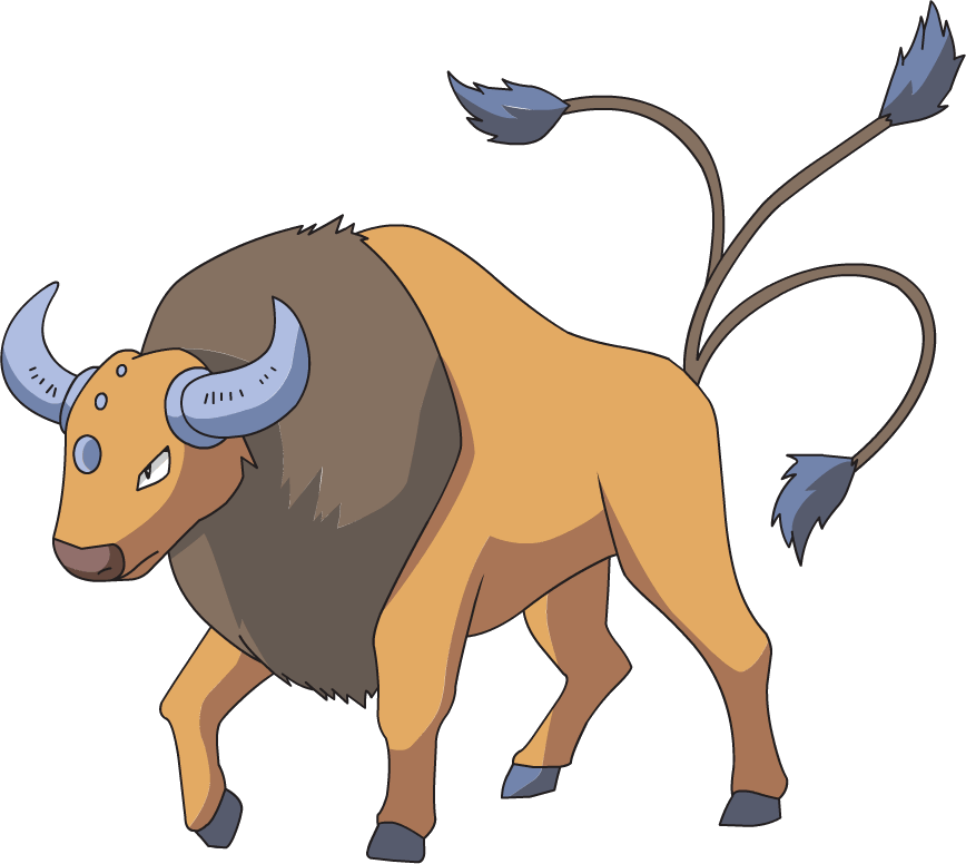 Tauros Pok 233 Mon Wiki Fandom Powered By Wikia