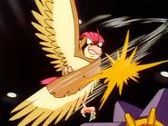 Ash Pidgeotto Wing Attack