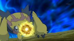 Galvantula's Electro Ball