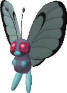 012Butterfree Pokemon Stadium