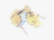 Ash Pikachu Tackle