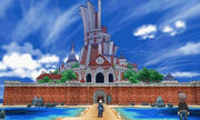 Tower of Mastery (Pokemon X and Y)