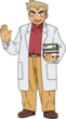 Professor Oak BW