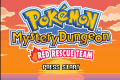File:Pokémon Mystery Dungeon Red Rescue Team Title Screen.png
