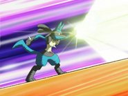 Maylene Lucario Force Palm