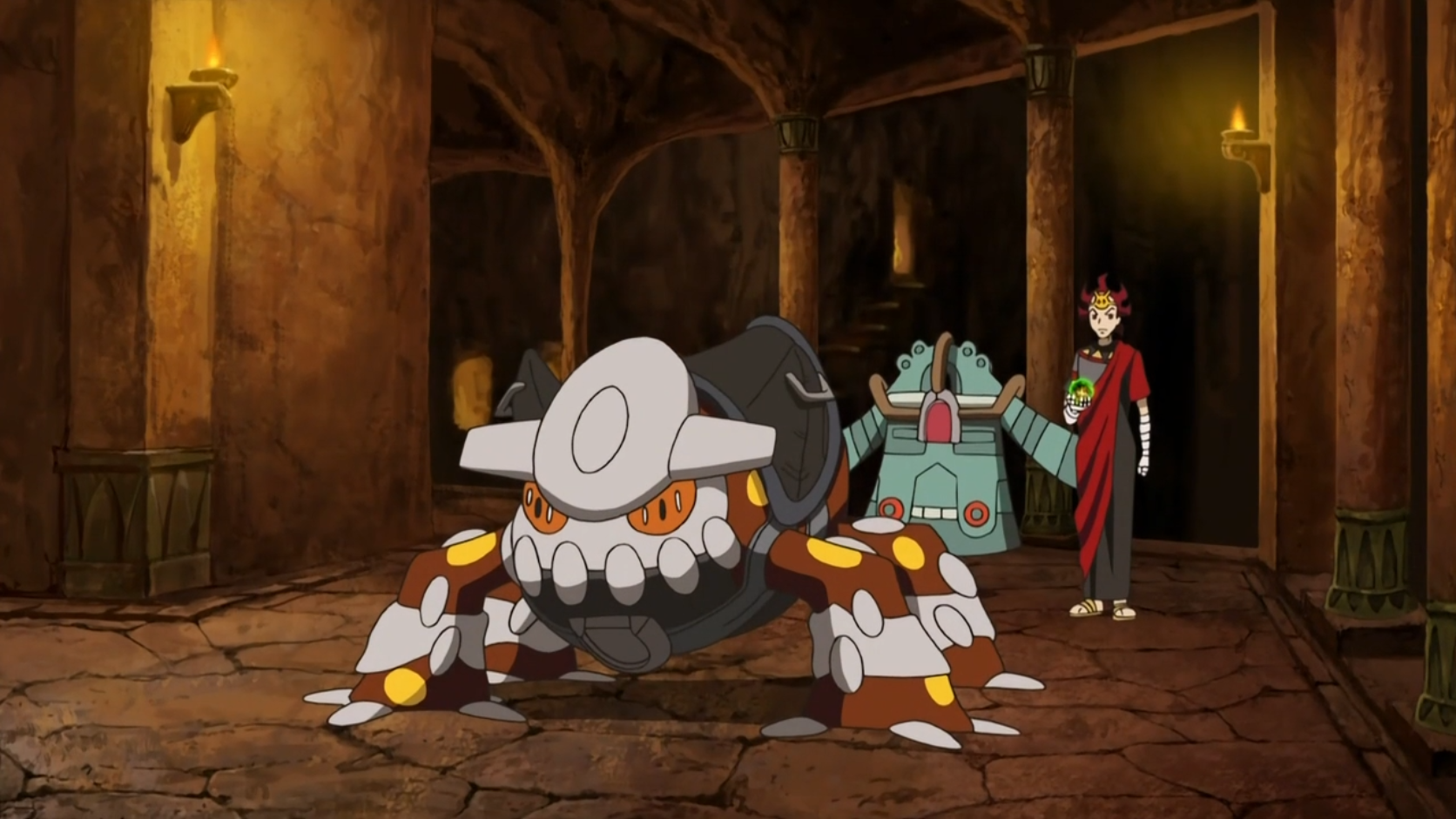 Heatran Pok 233 Mon Wiki Fandom Powered By Wikia