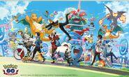 Pokémon GO anniversery