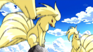 Pirate Ninetales Double Team