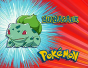 It's Bulbasaur!