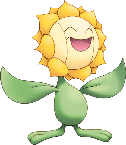 File:192Sunflora Pokemon Mystery Dungeon Explorers of Sky.png