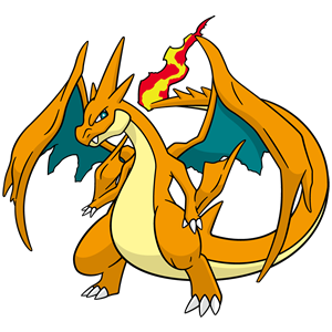 File:006Charizard Mega Y Dream.png
