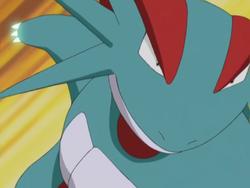 Drake Salamence Dragon Claw