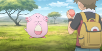 Red's Chansey