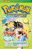 Viz Media Adventures volume 3