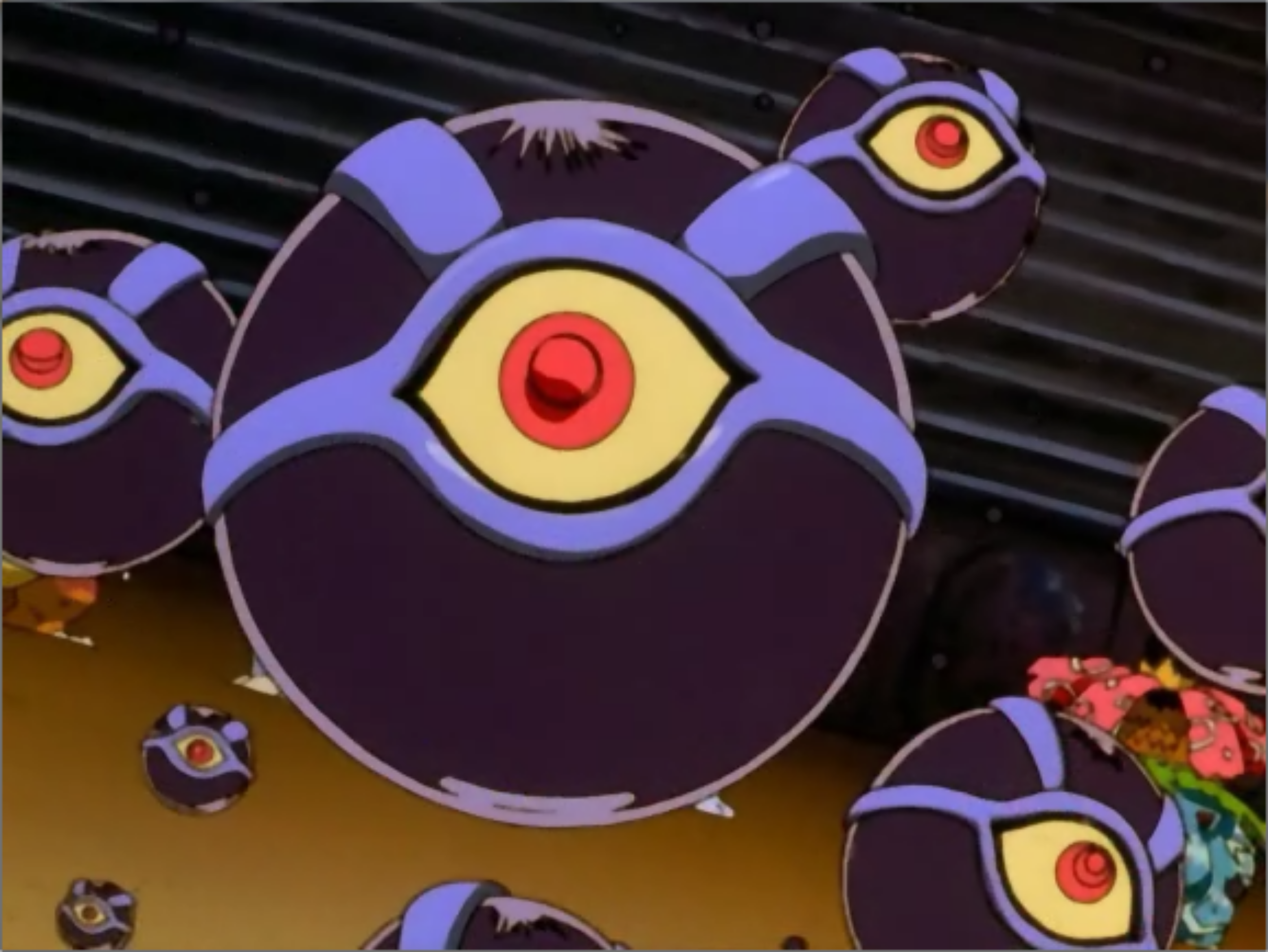 Mewtwo Balls