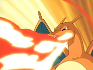 Cassidy Charizard Flamethrower